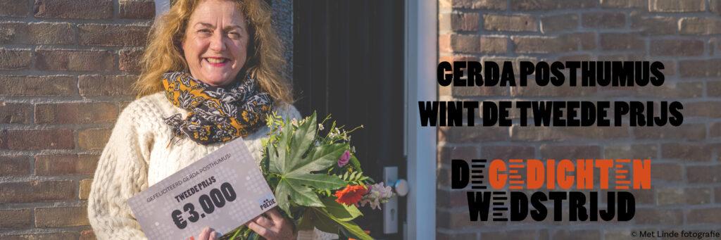 2e prijs Gedichtenwedstrijd